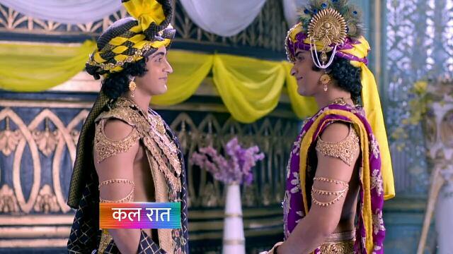 Radha Krishna Serial 26 August Full episode
