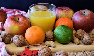 Cara Membuat Jus Apel dengan Jeruk  Nikmat