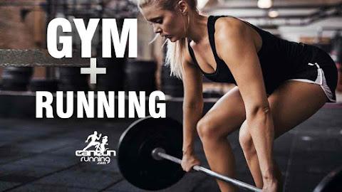 gym mas running