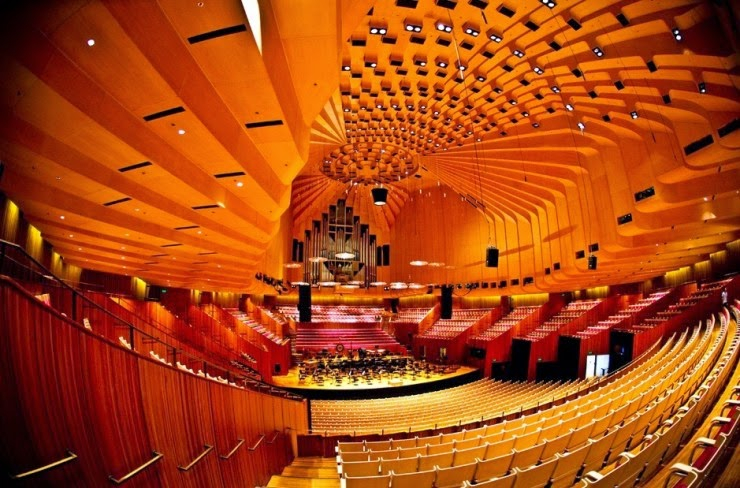 8. Sydney Opera House, Australia - Top 10 Opera Houses in the World