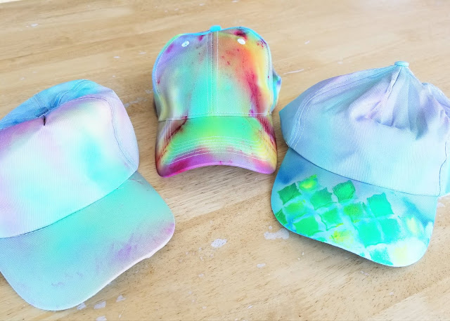 how to tie dye step by step