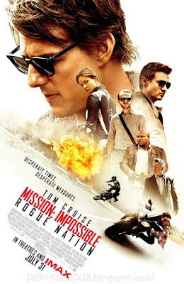 Sinopsis film Mission: Impossible - Rogue Nation (2015)