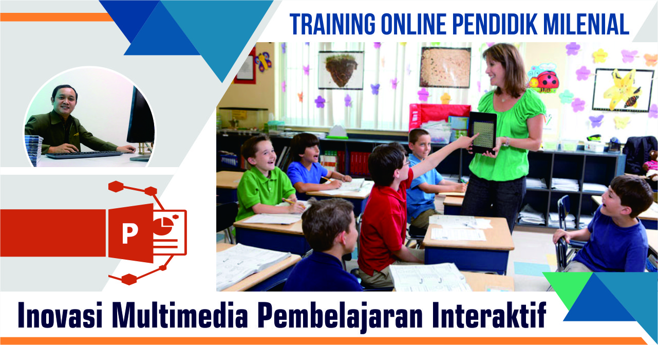 Training Online Video Presentasi Pemblejaran