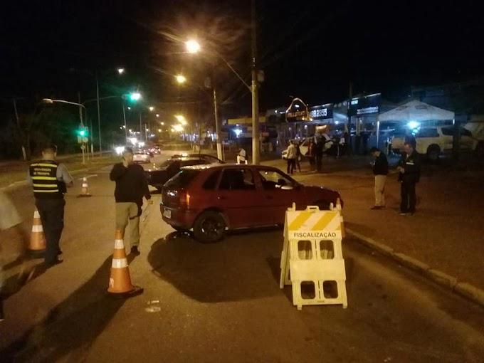 Balada Segura pega 8 motoristas embriagados em Cachoeirinha
