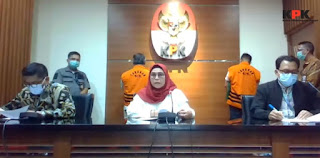 KPK Tahan Bupati Labura Terkait Dugaan Korupsi Pengurusan DAK APBN-P 2017 dan APBN 2018
