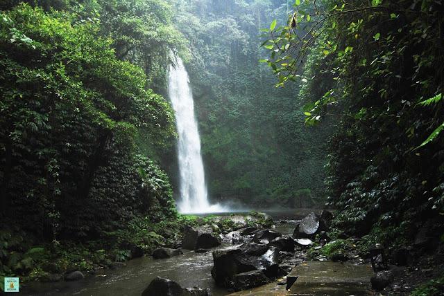 Cascada Nungnung, Bali