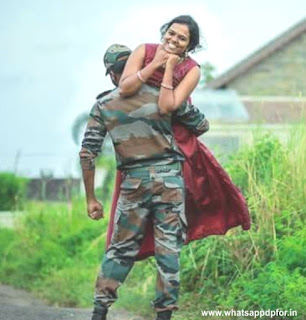 indian army couple images download