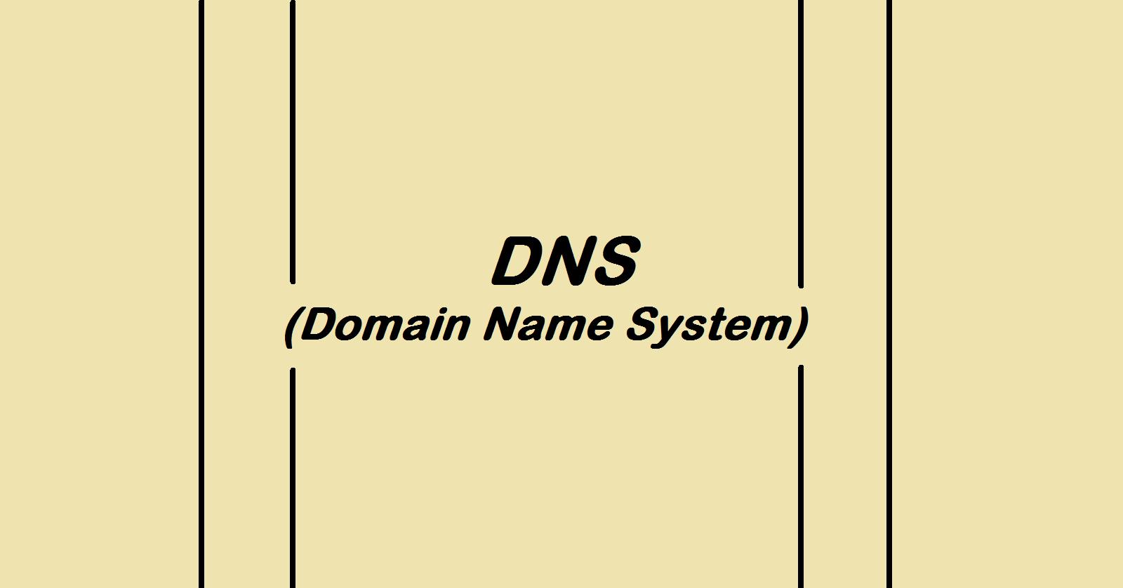 Pengertian, Cara Kerja, Fungsi dan Hirarki dari DNS