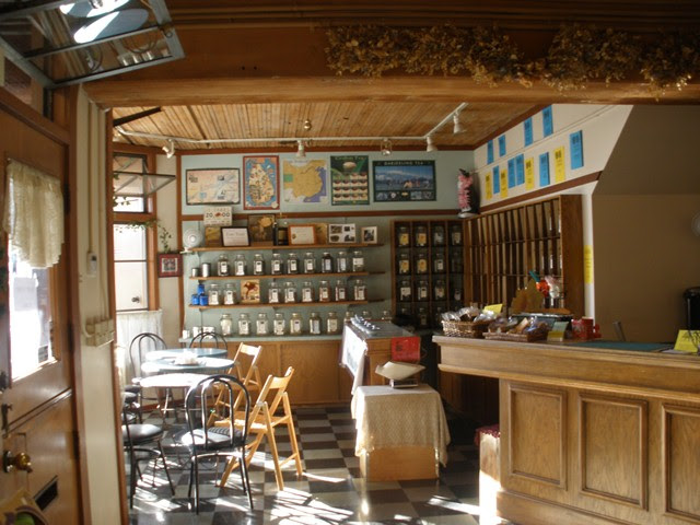Hanamichi Make Your Own Tea Blend At The Perennial Tea Room