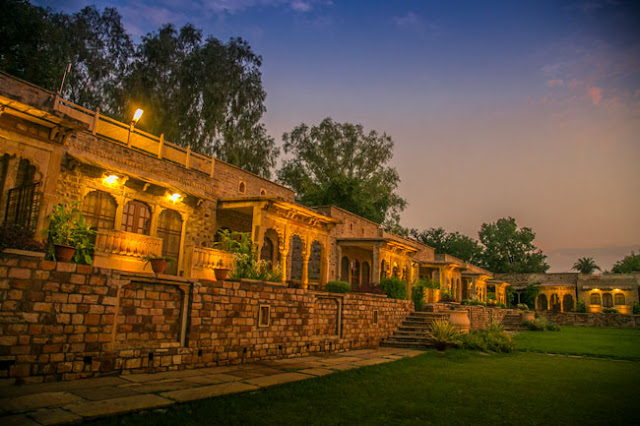 review deo bagh gwalior neemrana
