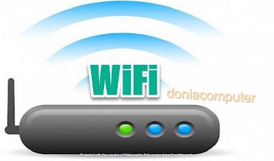 عمل شبكة WiFi من اللابتوب في ويندوز 10 بدون برامج