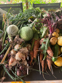 Carrots, Onions, and Watermelons