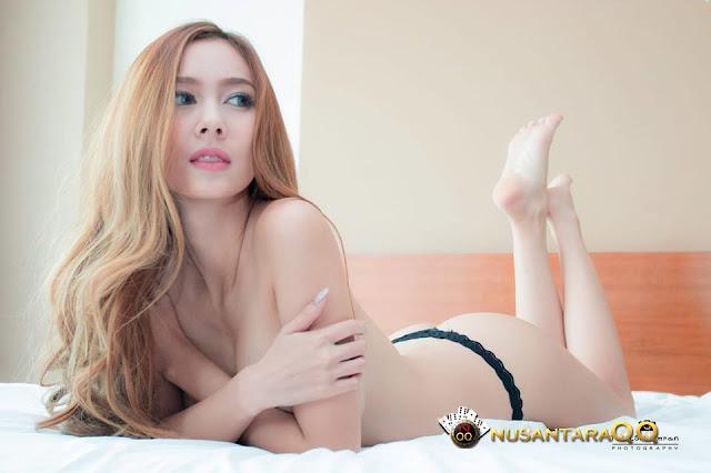 NusantaraQQ 9 Foto Hot Model Thailand Cantik Cute Onanong Wongsila