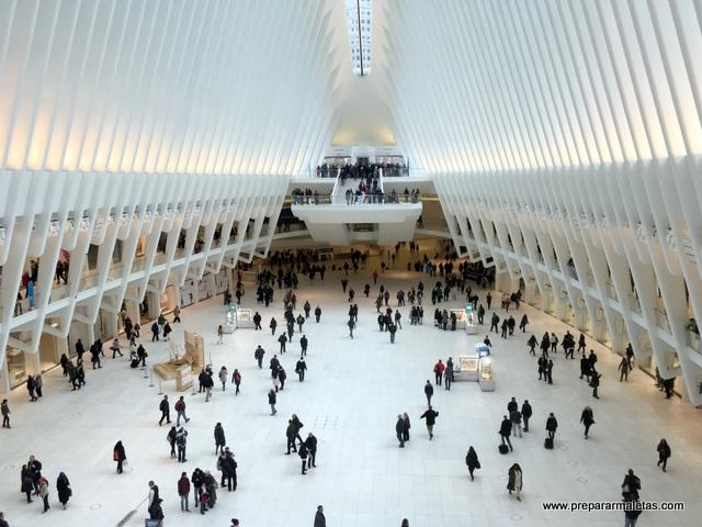 Estación Oculus de Calatrava