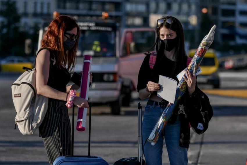 Χρήση μάσκας: Έρχονται νέα αυστηρά μέτρα