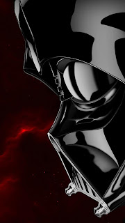 Darth Vader Star Wars Illustration Mobile HD Wallpaper