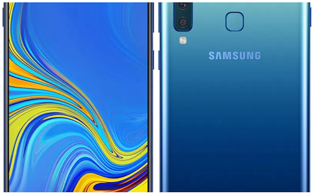 Samsung's Galaxy A9 (2018) Launch With Four Rear Cameras; Specs, Price And More