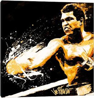 Muhammad Ali's 60 Quotes