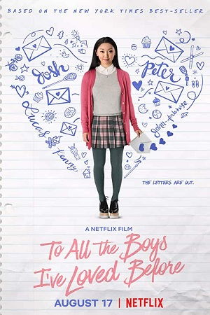 To All the Boys I've Loved Before (2018) Hindi Dual Audio 480p 720p Web-DL