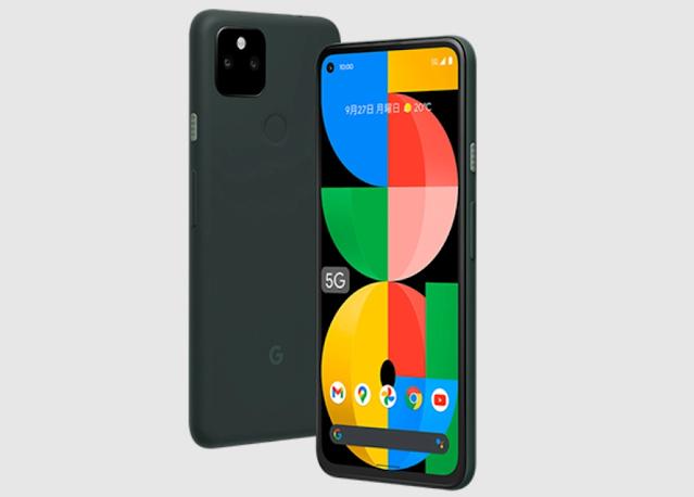 تعلن Google عن الهاتف الذكي 5G Pixel 5a منخفض التكلفة