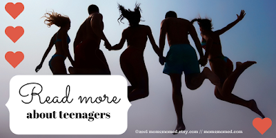 Read more posts about teenagers