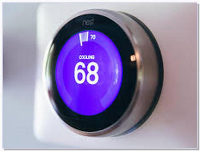 Target market for nest thermostat