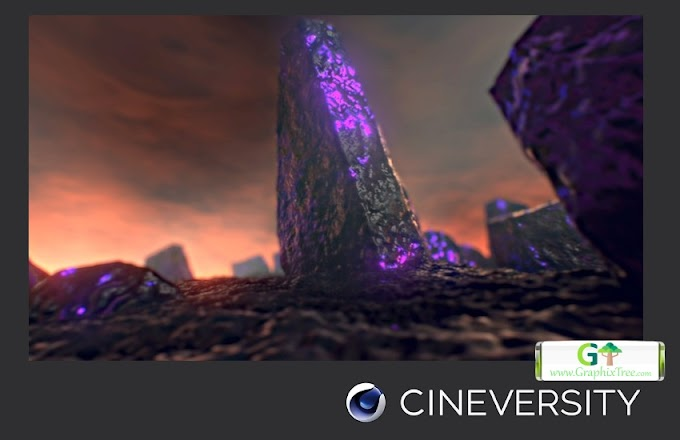 Cinema 4D R20 Essential Training: VFX[Course]