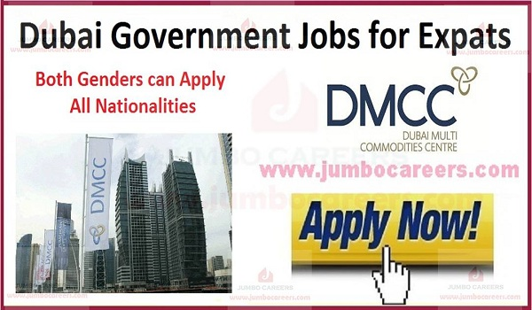 Current jobs in Dubai, UAE Government jobs,