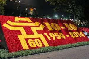 Hanoi's Liberation Day