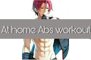 Abs workouts you can do at home