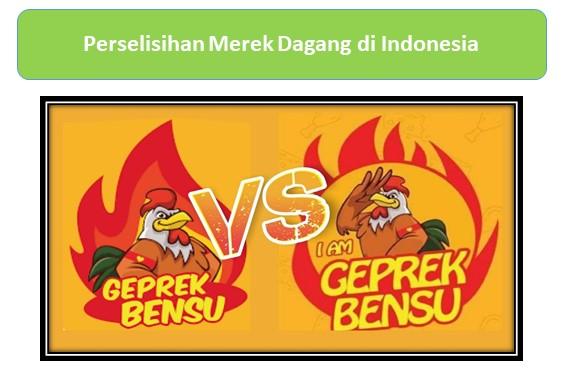 Perselisihan Merek Dagang di Indonesia
