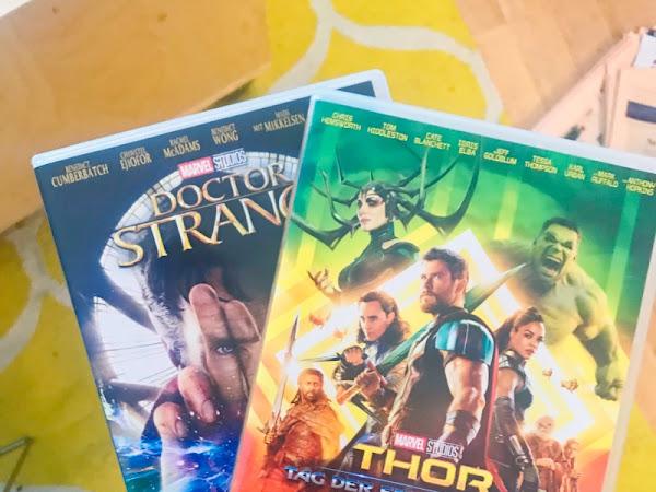 Filmtipp: Avengers Filme, die man durchaus schauen kann