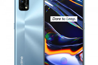 Realme 7 Pro phone, specifications, processor, snapdragon 720G, 128GB random memory, with 8GB RAM
