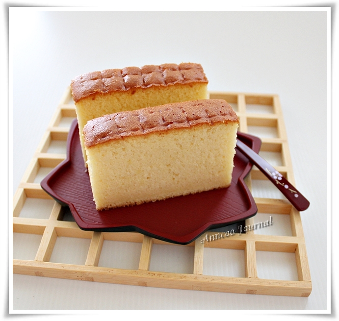Castella Cake カステラ Kasutera 长崎蛋糕 Anncoo Journal