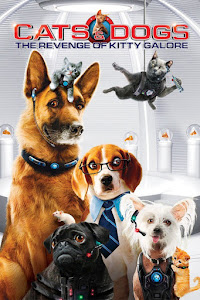 Cats & Dogs: The Revenge of Kitty Galore Poster