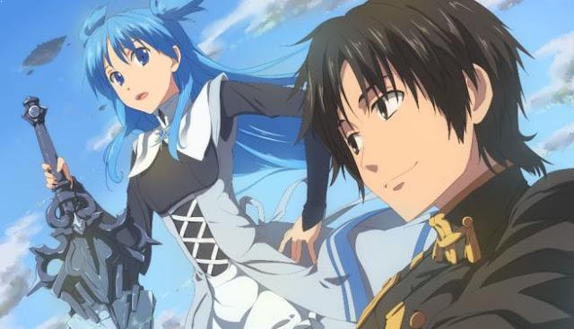 SukaSuka/World End - Best Fantasy Romance Anime list