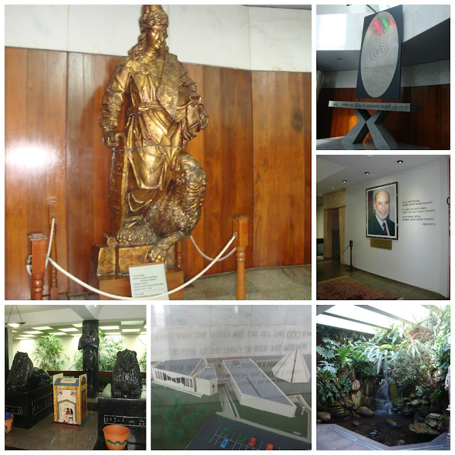 7 maravilhas de Brasília - Templo da Boa Vontade