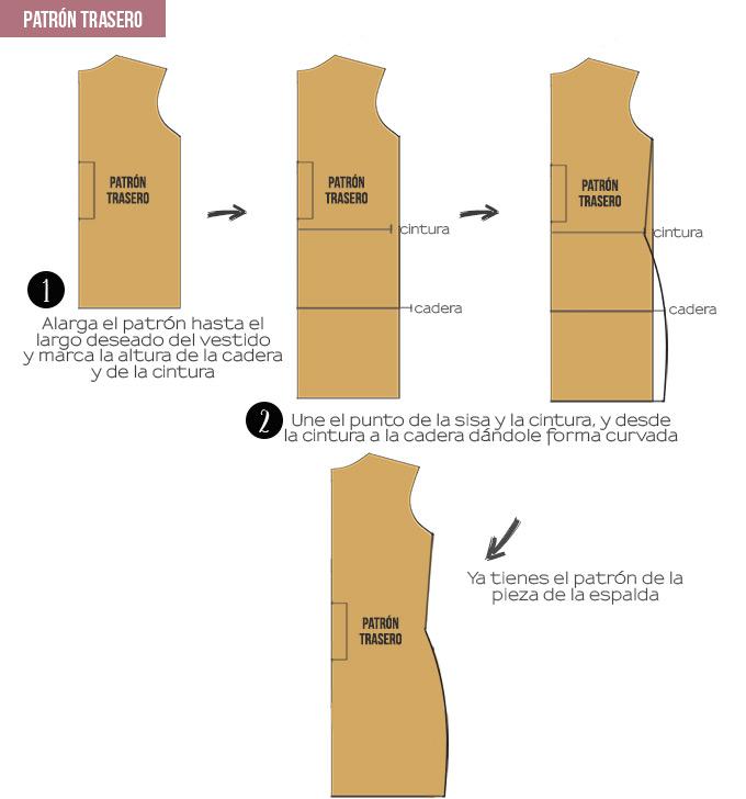 miscelánea diy: DIY | Vestido camisero con lazo a la cintura