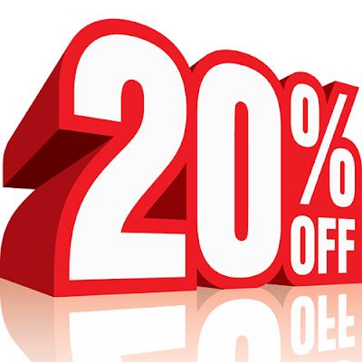 September Sale 20%