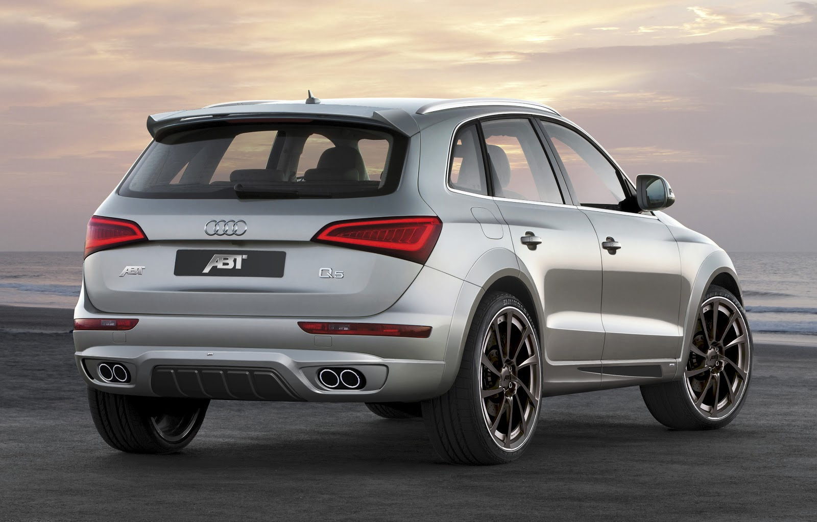 audi newz audi q5 facelift by abt retouches stylistiques m caniques. Black Bedroom Furniture Sets. Home Design Ideas