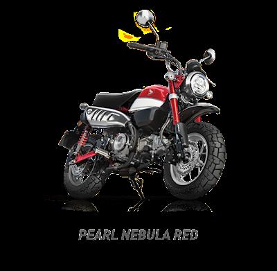 Honda Monkey 2020 Anisa Naga Mas Motor Klaten Dealer Asli Resmi Astra Honda Motor Klaten Boyolali Solo Jogja Wonogiri Sragen Karanganyar Magelang Jawa Tengah.