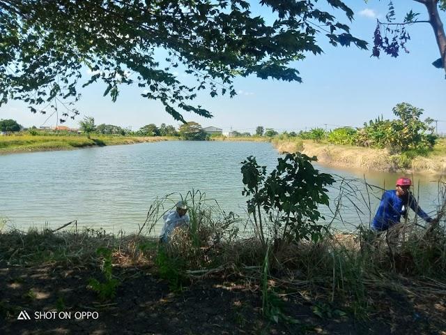 Launching Pemancingan Desa Dooro Untuk Pembangunan Masjid
