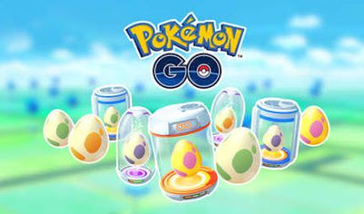 Pokémon GO, Adventure Sync, Hatching Marathon Event, 2019