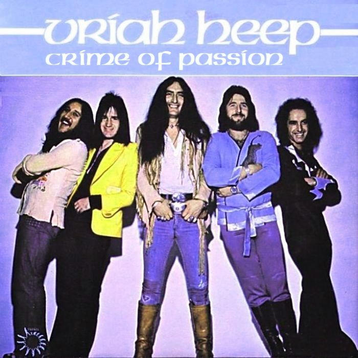 Albums I Wish Existed: Uriah Heep - Crime Of Passion (1980)