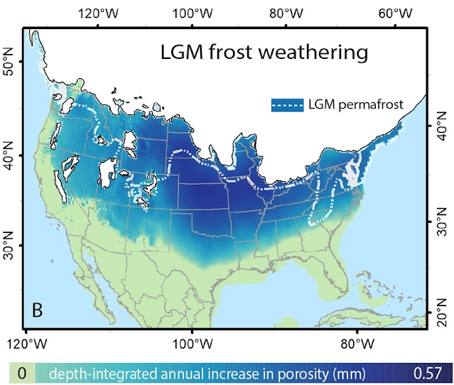 Effects of past ice ages more widespread than previously thought