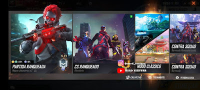Free Fire Own Map Mode