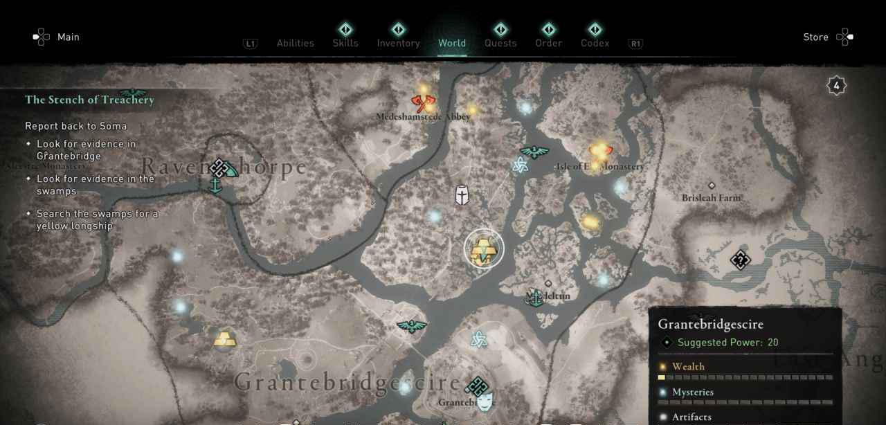 Ingot 31 Map