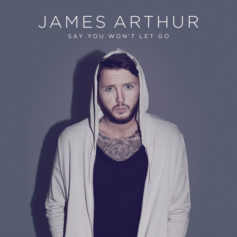Free Download James Arthur - Say You Won't Let Go mp3 - Free