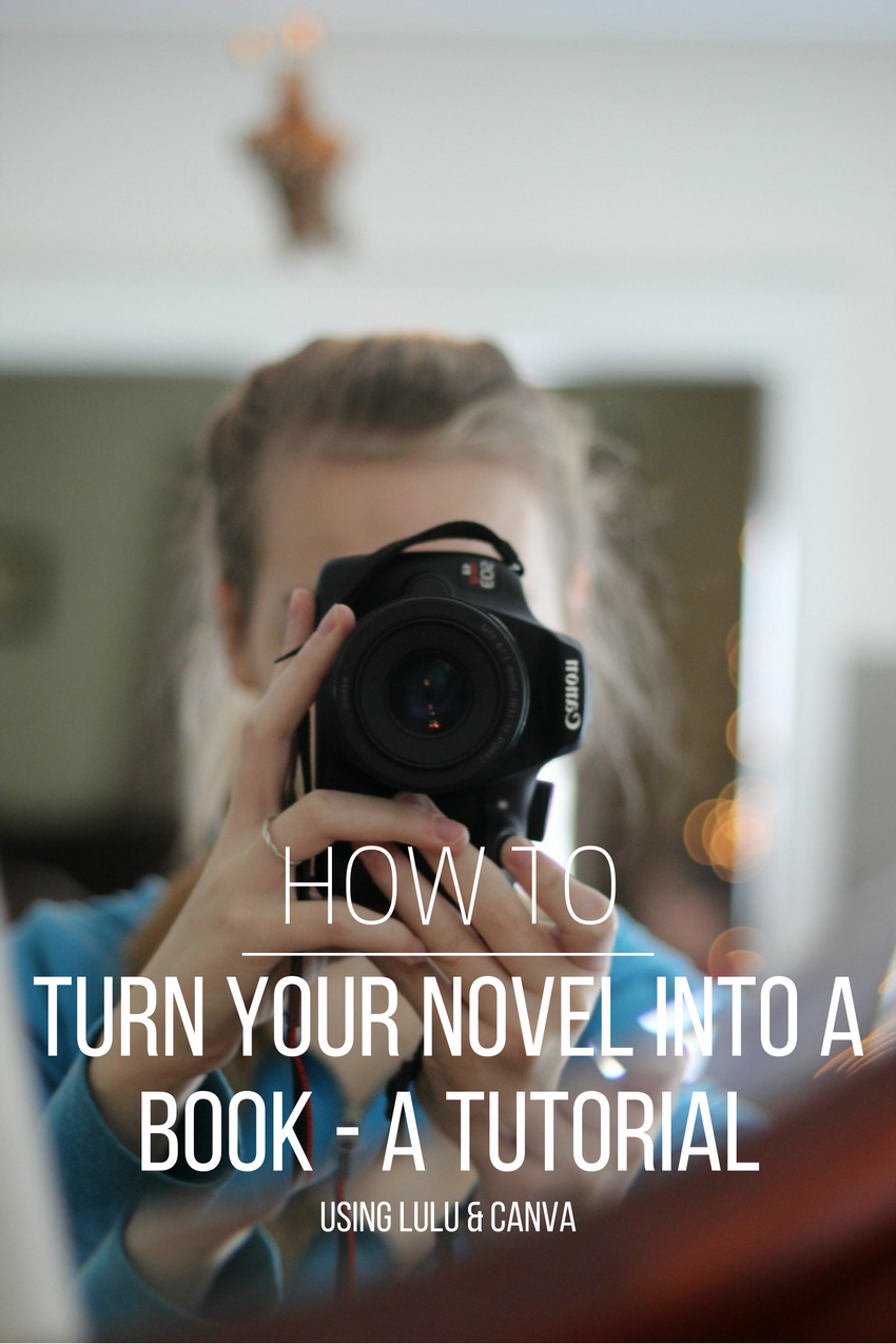 How To Print Your Own Book For 10 Using Lulu And Canva The