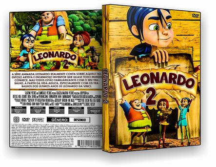 CAPA DVD – Leonardo 2 – ISO